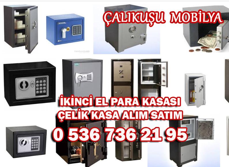 ikinci el para kasası, şifreli kasa, çelik kasa alanlar Ankara